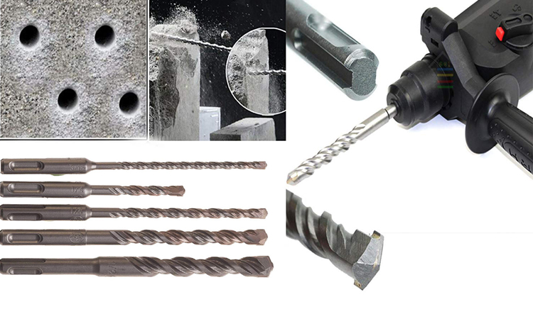 Drill Bits For Stone