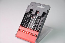 9Pcs Combination Drill Set