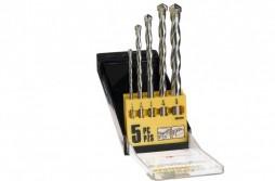 Masonry Drill Sets 5Pcs