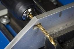 Titanium HSS Drill & Saw Bit
