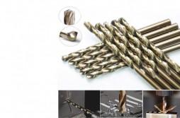 Cobalt HSS Drill Bits