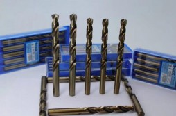Cobalt HSS Drill Bits & Drill Bit for Stainless