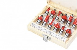 Wood Router Bit Sets_12 pcs Router Bit  Set