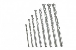 Masonry Drill Sets 8Pcs