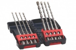 PROFESSIONAL 8Pcs Electric SDS PLUS Hammer Drill Bits Sets