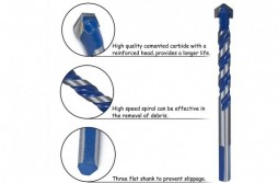 Triangle Shank Carbide Tip Drill Bits