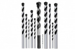 Straight Shank masonry drill bit_Carbide Tipped Bits_