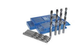 MeHSS Fully Ground Drill Bits