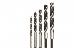 Brad Point Drill Bits for Wood