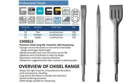 Professional Chisels Bits