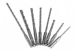 Hammer Drill Bits_8pcs Sets