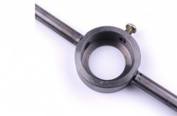 Round Die Stock Wrench, Adjutable wrench for hss taps
