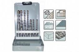 Hammer Drill Bits 7pcs Set_Electric Hammer Drill Bit Set